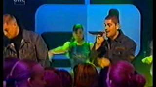 Boyzone - Shane Lynch and Keith Duffy - Girl You Know It's True live