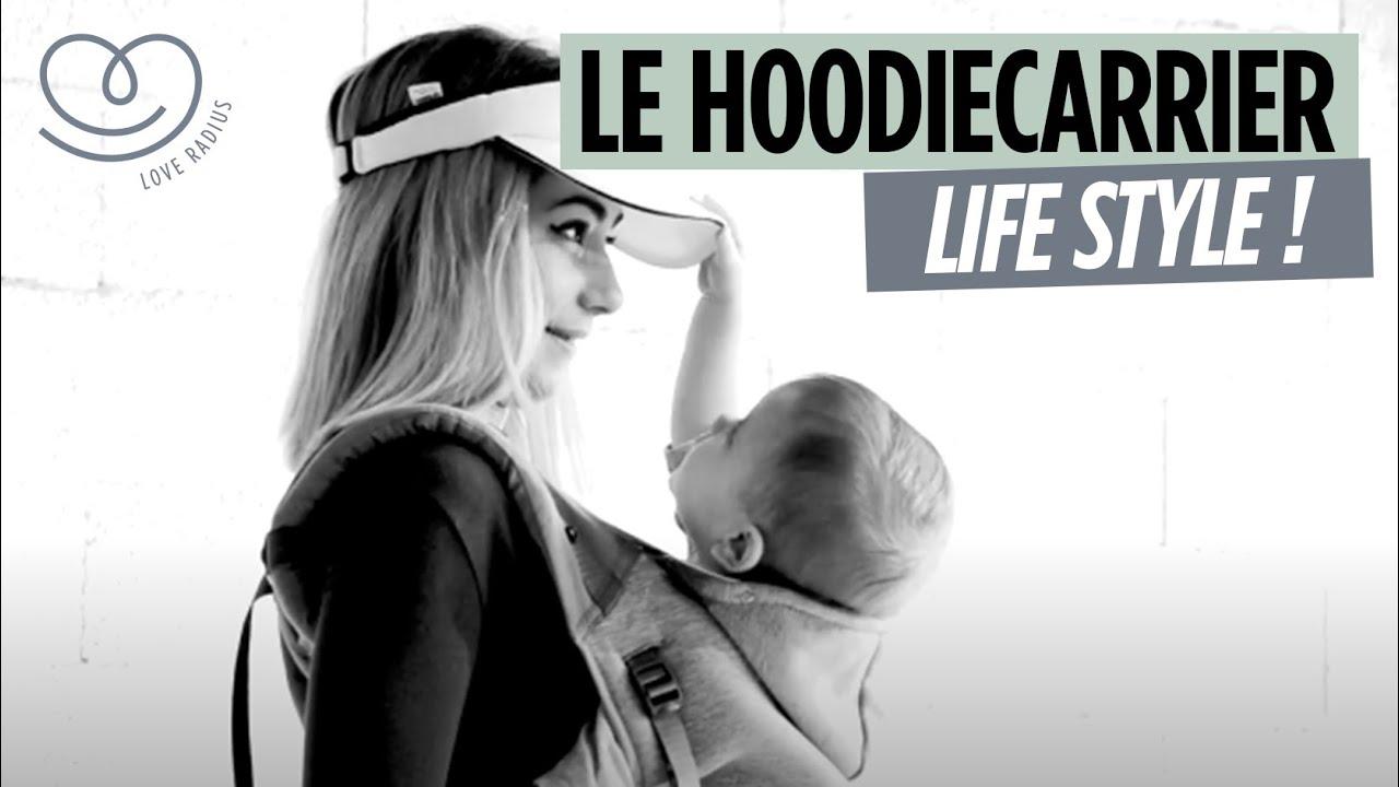 Porte-bébé HoodieCarrier - Love Radius