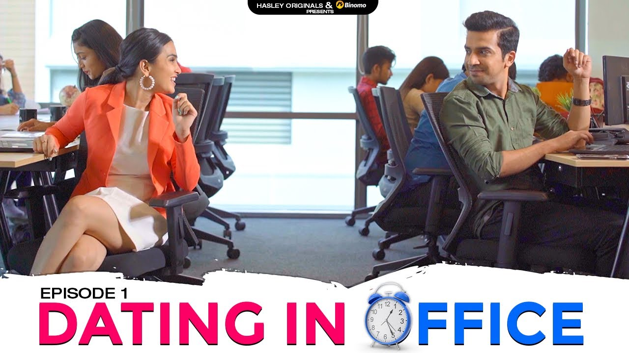 Download Dating In Office   EP 1  Ft. Anushka Sharma & Usmaan   Webseries   Hasley India Originals!