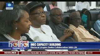 INEC Capacity Building: UN Interventions Sought In Critical Area Towards 2019 Poll