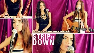 Luke Bryan - Strip It Down (HelenaMaria Cover Music Video)