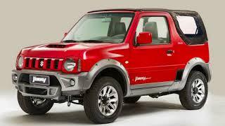 HOT NEWS !! 2018 Suzuki Jimny Specs and Price