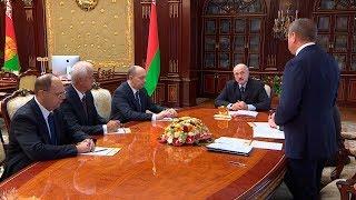 Лукашенко видит большой потенциал в развитии сотрудничества с Латвией