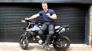 UK Motorcycle Laws Explained 2015 - A1, A2 and A