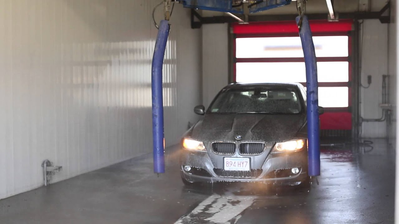Touchfree Car Wash