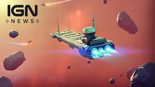 No Man's Sky Player Spends Two Weeks Walking Across Planet - IGN News