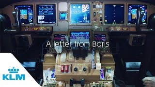 KLM A Letter From Boris