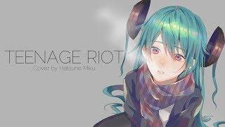 米津玄師 #TEENAGERIOT #Cover 今回は、米津玄師さんの「TEENAGE RIOT」...