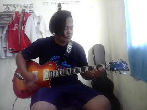 Taju Remaong - Pengerindu Aku Enda Bebagi (guitar cover)