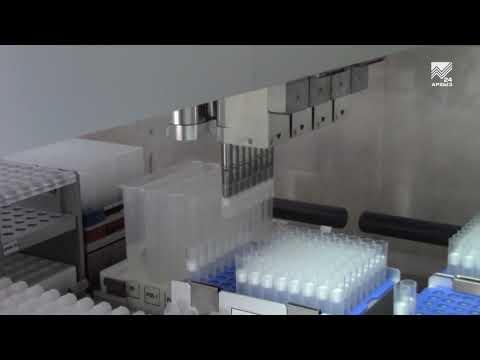 В России разработан новый экспресс-тест на коронавирус