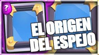 EL ORIGEN DEL ESPEJO-CREEPYPASTA CLASH ROYALE-Nefi 56
