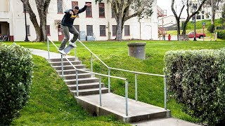 Rough Cut: Ishod Wair's ''Back on my BS'' Part