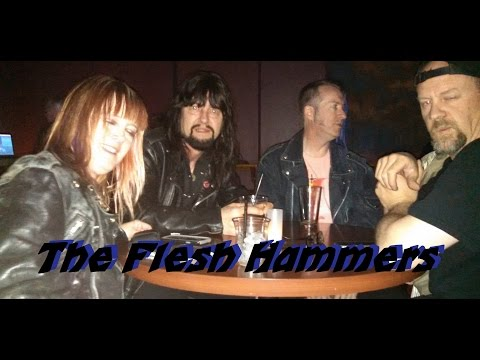 Sierra Local Rock video of: The Flesh Hammers LIVE ~ MAUSOLEUM