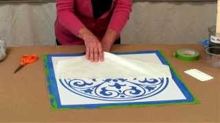 How to use SkimStone and Modello Masking Stencils, Part 4 Thumbnail