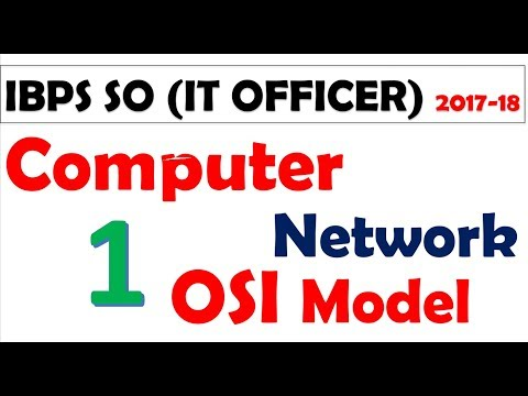 computer network mcq for sbi and ibps -  part -1