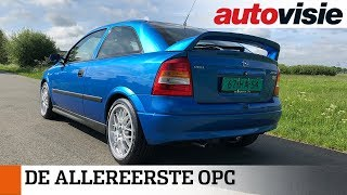Peters Proefrit #55: Opel Astra OPC (2000)