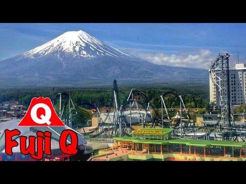 Fuji Q Highland Tour & Review