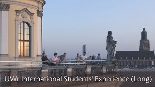 UWr International Students' Experience (Long)
