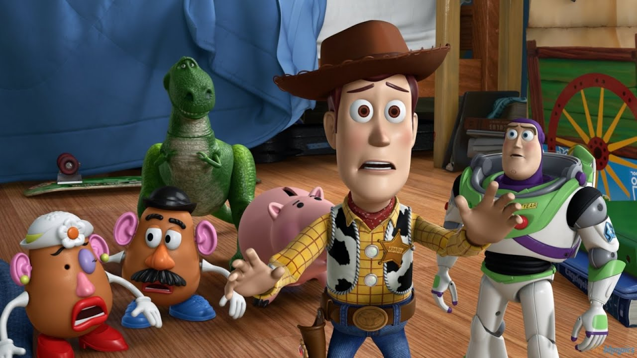 Toy story 3 in english toy story 2 in english toy story 1 in english new hd 2015 youtube - Cochon de toy story ...