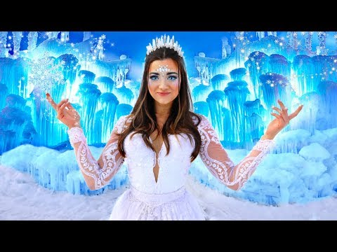 If I Lived in an Ice Castle