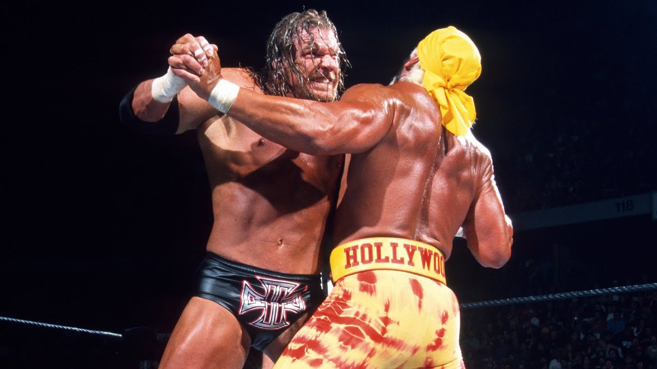 Triple H vs. Legends: WWE Playlist