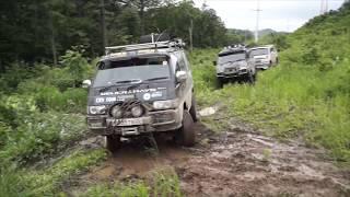 ВладАвтоКанал OFF ROAD поездка на землянку Лазо mp4