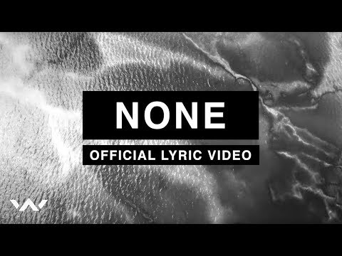 None | Official Lyric Video | Elevation Worship
