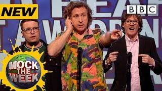 Unlikely things to hear at the Royal Variety Show | Mock The Week - BBC