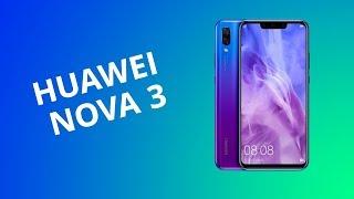 Huawei Nova 3: que espécie de P20 PRO é essa?