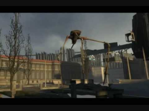 Half Life 2 (Music Video) - Breaking Benjamin - So Cold