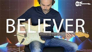 Imagine Dragons Believer - Electric Guitar Cover by Kfir Ochaion.mp3