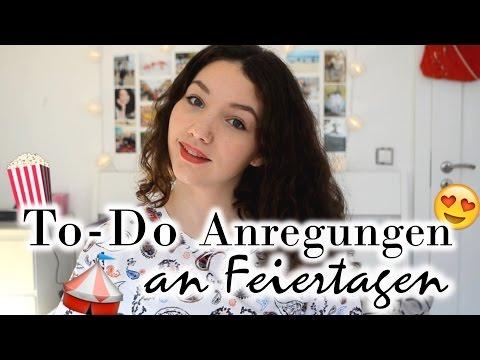 11 Unternehmungstipps für Feiertage | für sich, Freunden, Familie, ... | ♥ANNA KAISER♥