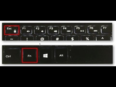 How To Disable Hotkeys | How To Enable Function Keys | Function Key Not Working In Window