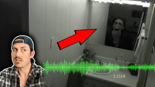 Top 3 SCARIEST audio recordings  Halloween Scare-A-Thon (part 4/13)