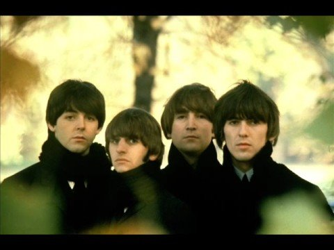 Клип The Beatles - I Don't Want to Spoil the Party