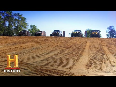 Truck Night In America: The First Challenge | Series Premieres Mar. 8 | History