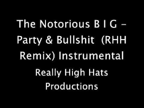 Really High Hats Remix -Instrumental-