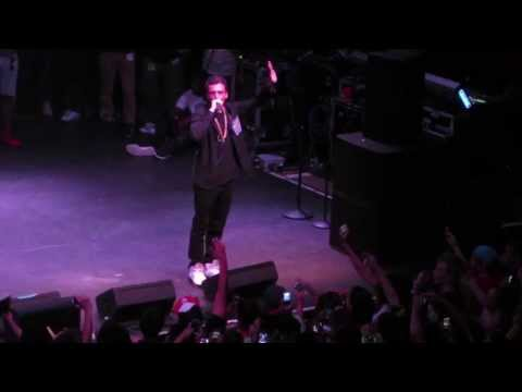 Logic - Roll Call (live) @ The Fillmore