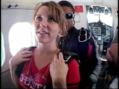 Kimberly Naumann Skydive