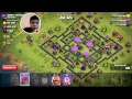 Meu stream de Clash of Clans