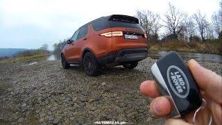 Land Rover Discovery 5 TEST POV Drive & Walkaround English subtitles