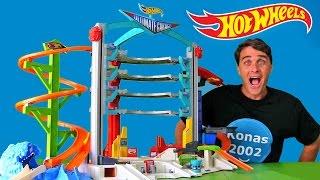 Hot Wheels Ultimate Garage ! || Toy Review || Konas2002