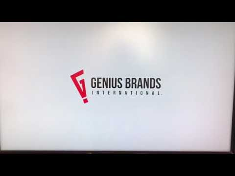 Telegael/Genius Brands International/Netflix Logo