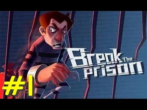 Прохождение игры Break the Prison часть 1 (на android)