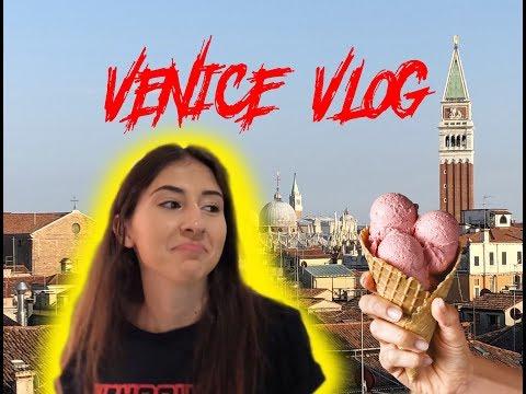 Non prendete il gelato a Venezia! - Venice Vlog w/Cipo (Alice)