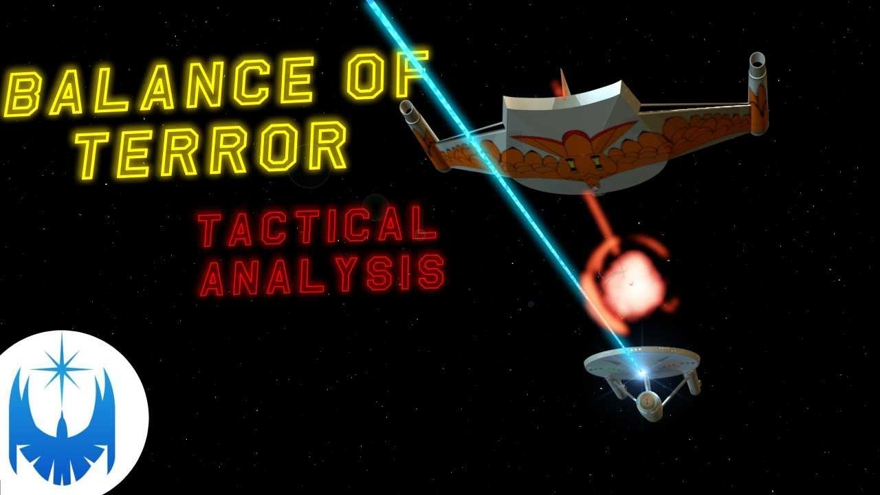 Battle Analysis!! Balance of Terror - Animated