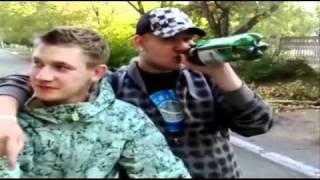 KZ - Алкоголь (Алко-промо-дэмо видео клип 2010).avi