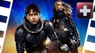 Kino+ #41 | Valerian - Die Stadt der tausend Planeten, The Irishman, Creed 2, Toy Story 4