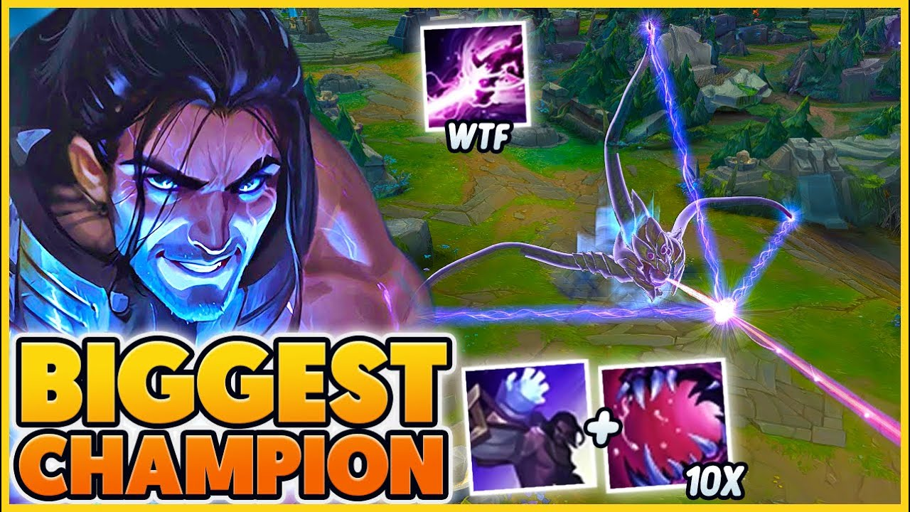 CHO GATH ULTA BREAKS SYLAS (ITS BACK) - BunnyFuFuu | League of Legends thumbnail