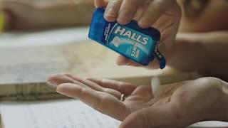 Halls Mini Mints | Νιώσε την ένταση